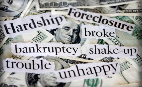 Liquidating assets of a company