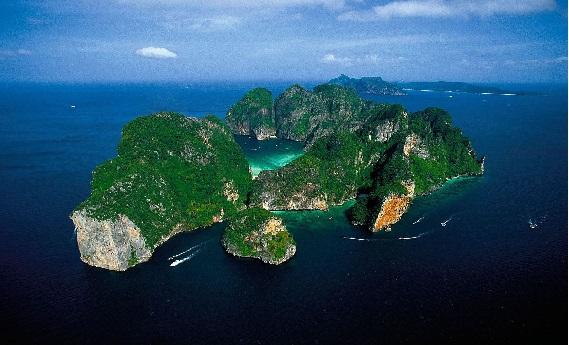 tourist attraction in thailand